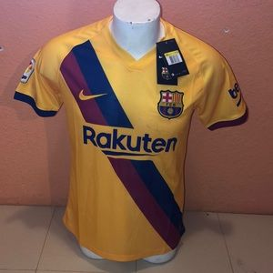 Barcelona away jersey 2019/2020 size small